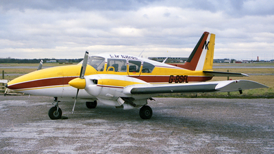 G-BSFL - Piper PA-23-250 Aztec D - Air Kilroe