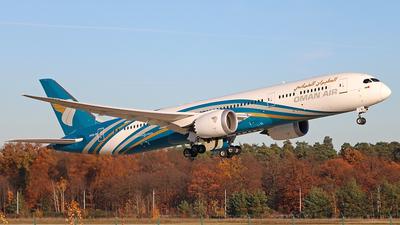 A4O-SI - Boeing 787-9 Dreamliner - Oman Air