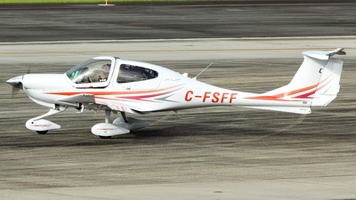 C-FSFF - Diamond DA-40 Diamond Star - Private