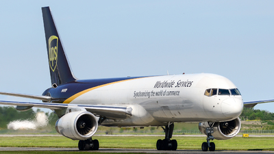 N449UP - Boeing 757-24A(PF) - United Parcel Service (UPS)