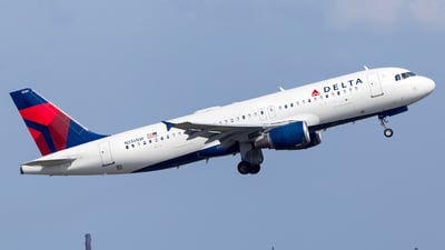 N356NW - Airbus A320-212 - Delta Air Lines