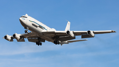 N404PA - Boeing 707-321B - United States - US Air Force (USAF)