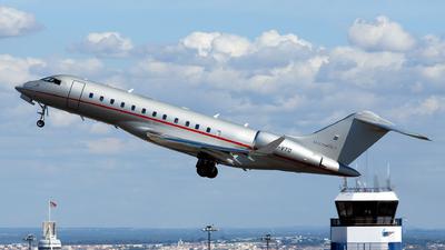 9H-VTD - Bombardier BD-700-1A10 Global 6000 - VistaJet
