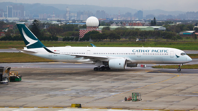 B-LRS - Airbus A350-941 - Cathay Pacific Airways