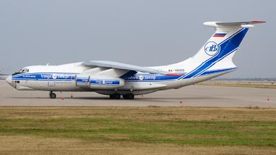 A picture of RA76503 - Ilyushin Il76TD90VD - VolgaDnepr Airlines - © Mclaren 720S