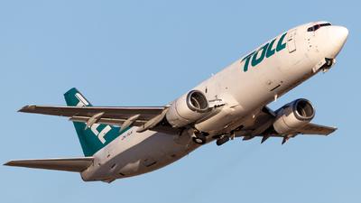 ZK-TLK - Boeing 737-476(SF) - Airwork New Zealand