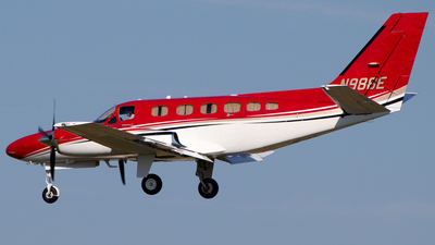 N988E - Cessna 441 Conquest - Private