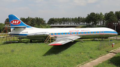 YU-AHB - Sud Aviation SE 210 Caravelle VIN - JAT Yugoslav Airlines
