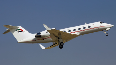 A6-HHH - Gulfstream G-IV - United Arab Emirates - Dubai Air Wing