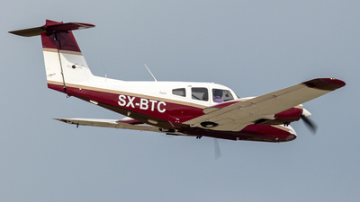 SX-BTC - Piper PA-44-180 Seminole - Global Aviation