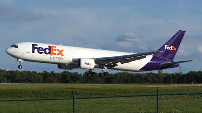 N181FE - Boeing 767-3S2F(ER) - FedEx