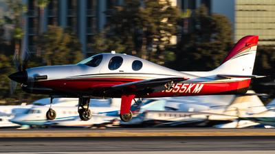 N855KM - Lancair Evolution - Private