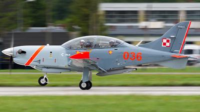 036 - PZL-Warszawa PZL-130 TC2 Orlik - Poland - Air Force
