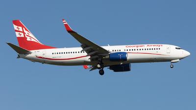4L-TGC - Boeing 737-8FH - Georgian Airways
