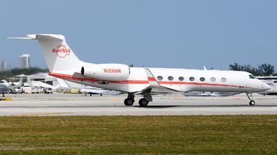 N126HR - Gulfstream G550 - Private