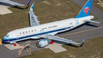 D-AUBN - Airbus A320-251N - China Southern Airlines