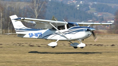 SP-WTF - Cessna T182T Turbo Skylane - Private