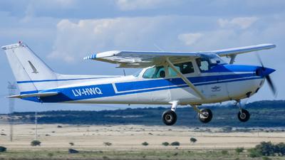 LV-HWQ - Cessna 172 - Private