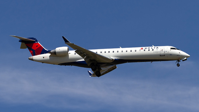 N603SK - Bombardier CRJ-701ER - Delta Connection (SkyWest Airlines)