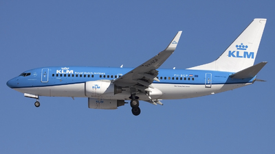 A picture of PHBGP - Boeing 7377K2 - KLM - © if