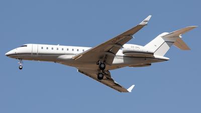 CS-DPL - Bombardier BD-700-1A10 Global 6000 - Private