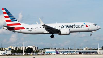 N318SF - Boeing 737-8 MAX - American Airlines
