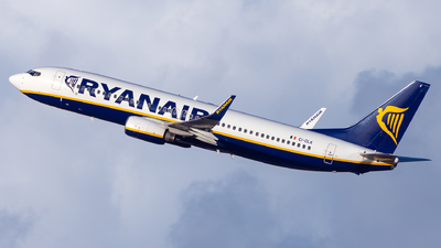 A picture of EIDLK - Boeing 7378AS - Ryanair - © Jonathan Mifsud
