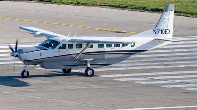 A picture of N710EX - Cessna 208B Grand Caravan EX - [208B5615] - © Stefan Gschwind