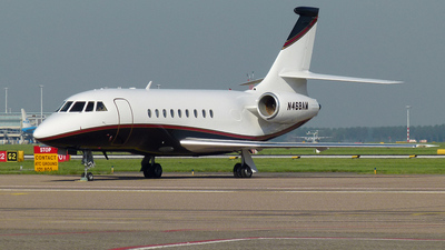 N468AM - Dassault Falcon 2000 - Private