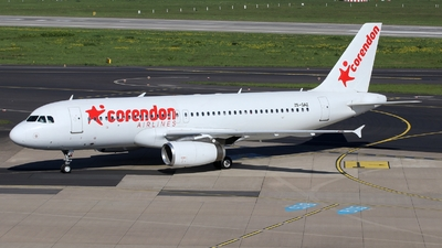 ZS-GAZ - Airbus A320-231 - Corendon Airlines (Global Aviation Operations)