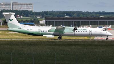 LN-WDE - Bombardier Dash 8-Q402 - Widerøe