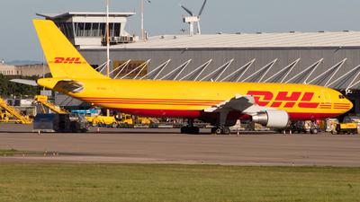EI-OZL - Airbus A300B4-622R(F) - DHL (ASL Airlines)