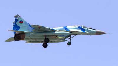 06 - Mikoyan-Gurevich MiG-29 Fulcrum - Azerbaijan - Air Force