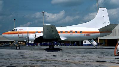 N465M - Martin 4-0-4 - Private