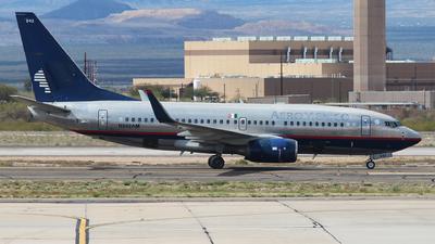 N842AM - Boeing 737-752 - Untitled