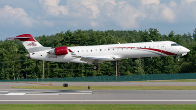A picture of N520JG - Mitsubishi CRJ700 - [10052] - © Jake  Sevigny