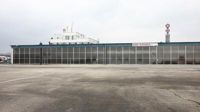 LZNI - Airport - Hangar