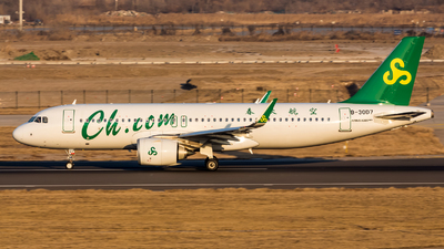B-30D7 - Airbus A320-251N - Spring Airlines