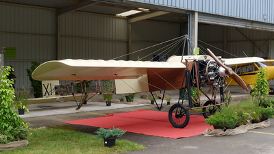 N473BF - Bleriot XI - Private