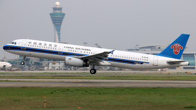 B-6339 - Airbus A321-231 - China Southern Airlines