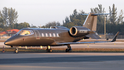 N323RR - Bombardier Learjet 60 - Private
