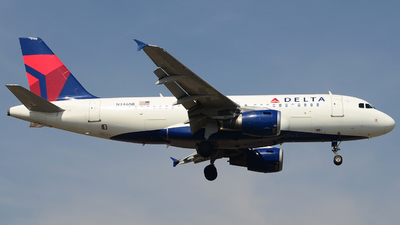 N346NB - Airbus A319-114 - Delta Air Lines
