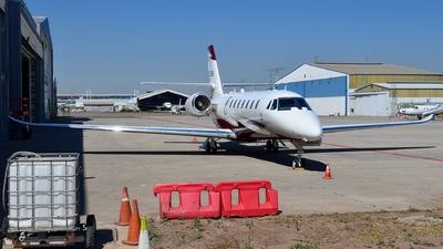 CC-DBK - Cessna 680 Citation Sovereign - Private