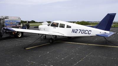 A picture of N270CC - Piper PA28161 - [2842070] - © Moises Moreno
