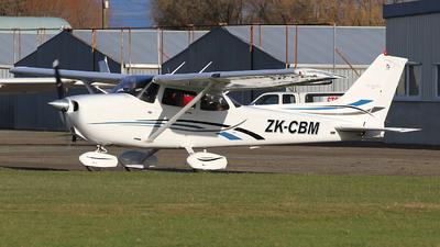 ZK-CBM - Cessna 172S Skyhawk SP - Wanganui Aeroclub
