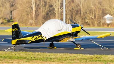 N6802X - Mustang Aeronautics Bushby Mustang MII - Private