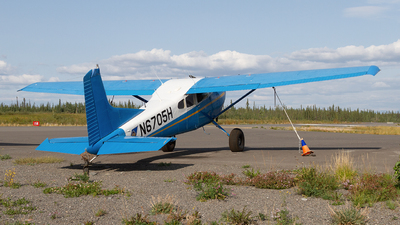 N6705H - Cessna A185F Skywagon - United States - Alaska State Troopers