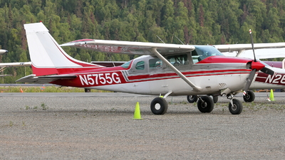 N5755G - Cessna U206G Stationair - Private