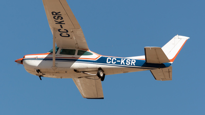 CC-KSR - Cessna R182 Skylane RG II - Aero Club - Santiago