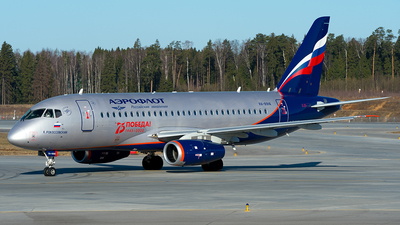 RA-89116 - Sukhoi Superjet 100-95B - Aeroflot